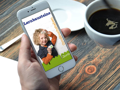 Mobile Solution - Lernbausteine